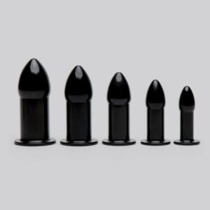 Size Matters Magnum Ease-In Anal Dilator Kit