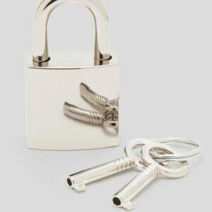 Bondage Boutique Padlock and Key