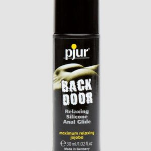pjur Back Door Relaxing Anal Glide Lubricant 30ml