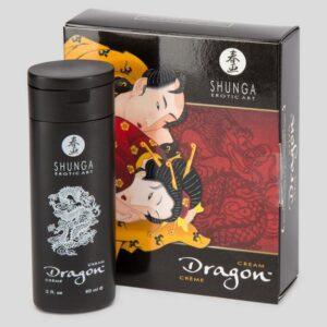 Shunga Dragon Virility Cream 60ml