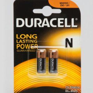 Duracell N Batteries (2 Pack)