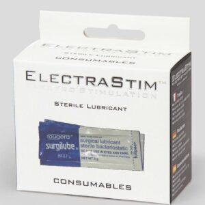 ElectraStim Sterile Lubricant Sachets 3g (10 Pack)