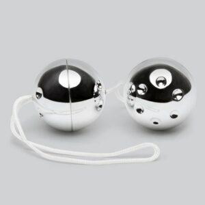 BASICS Silver Jiggle Balls 56g