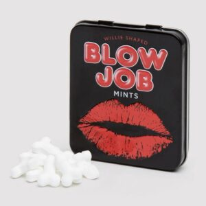Blow Job Willy-Shaped Mints 30g