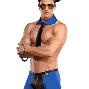 Male Power Sexy Cop Costume