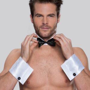 LHM Male Stripper Collar and Cuff Kit
