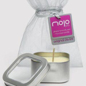 Mojo Pro Original Desire Pheromone Soy Massage Candle 75g