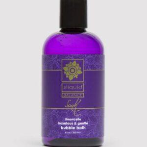 Sliquid Balance Soak Limoncello Bubble Bath 255ml