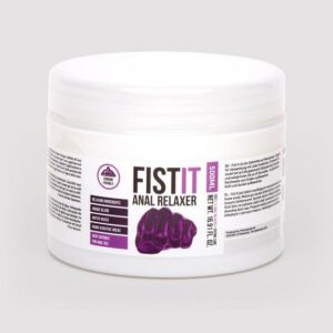 FIST IT Numbing Water-Based Anal Relaxer 500ml