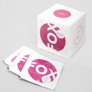 Loovara Fox 53-56mm Condoms (12 Pack)